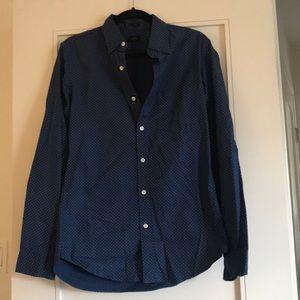 Jcrew slim button down shirt